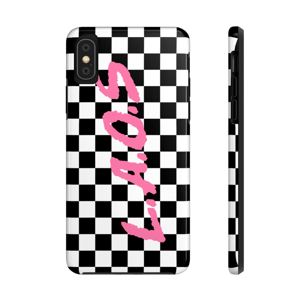 Checker Phone Cases