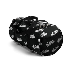 Lao Hand Sign All-Over Duffle Bag
