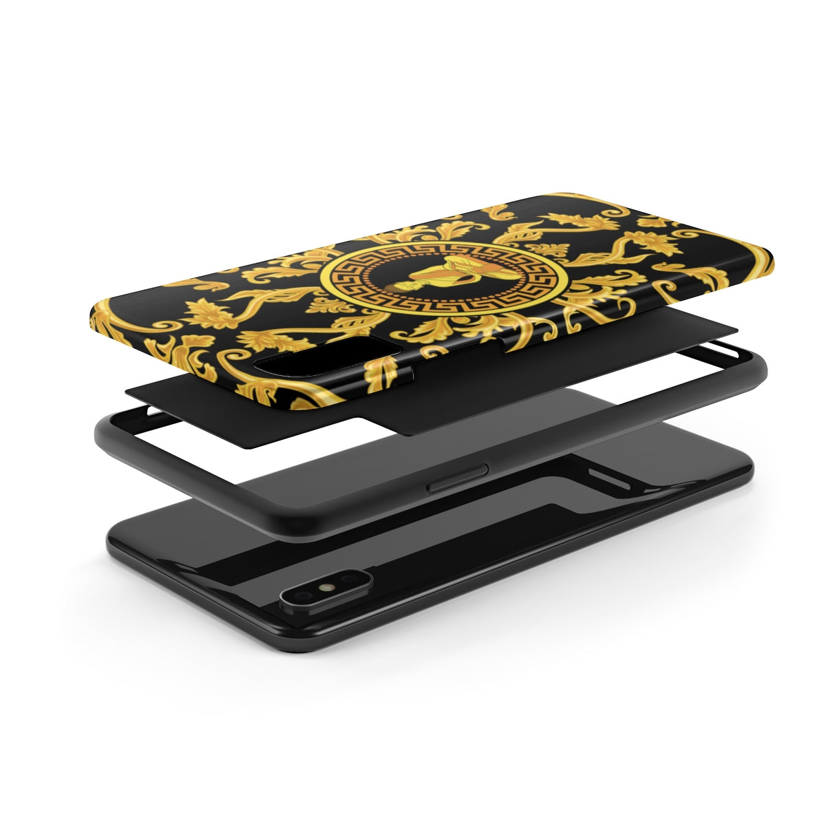 Golden Buddha Case Mate Tough Phone Cases