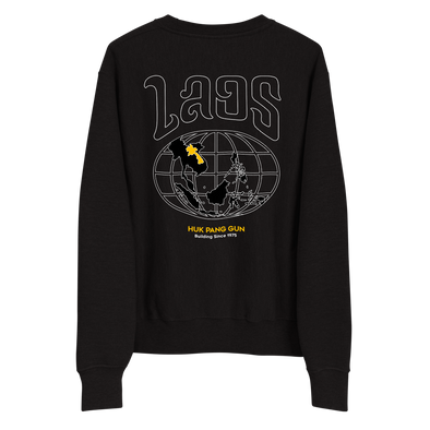 Laos Worldwide Champion Sweatshirt