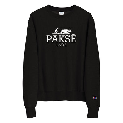 Pakse Water Buffalo Champion Sweatshirt