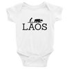 Laos Water Buffalo Infant Bodysuit