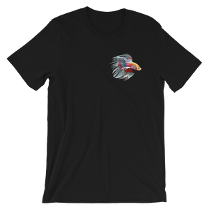 Pa Gut Fighting Fish T-Shirt
