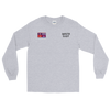 Southeast Flags Old English Long Sleeve T-Shirt