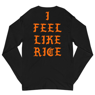 I Feel Like Rice Champion Long Sleeve Shirt