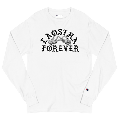 Laostha Forever Men's Champion Long Sleeve Shirt