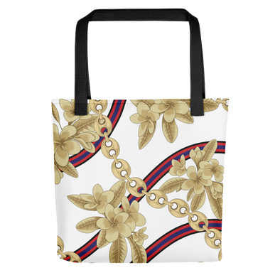 Dok Champa Chain All-Over Tote bag