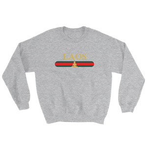 Buddha Stripes Sweatshirt
