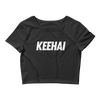 Keehai Women's Crop Tee