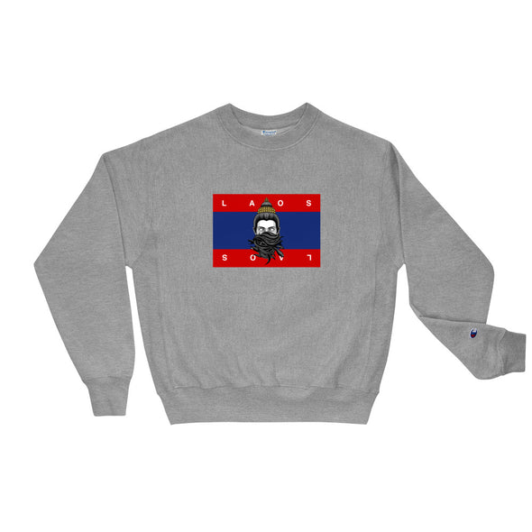 Sao Medusa Flag Champion Sweatshirt