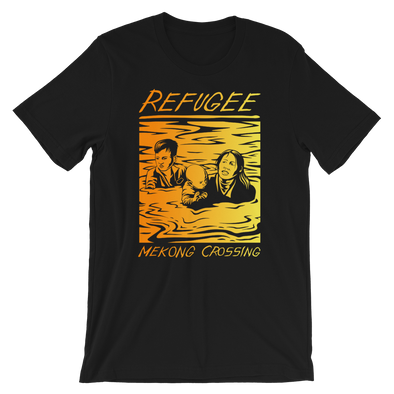 Crossing Mekong T-Shirt