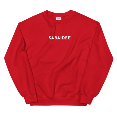 Sabaidee Basic Sweatshirt