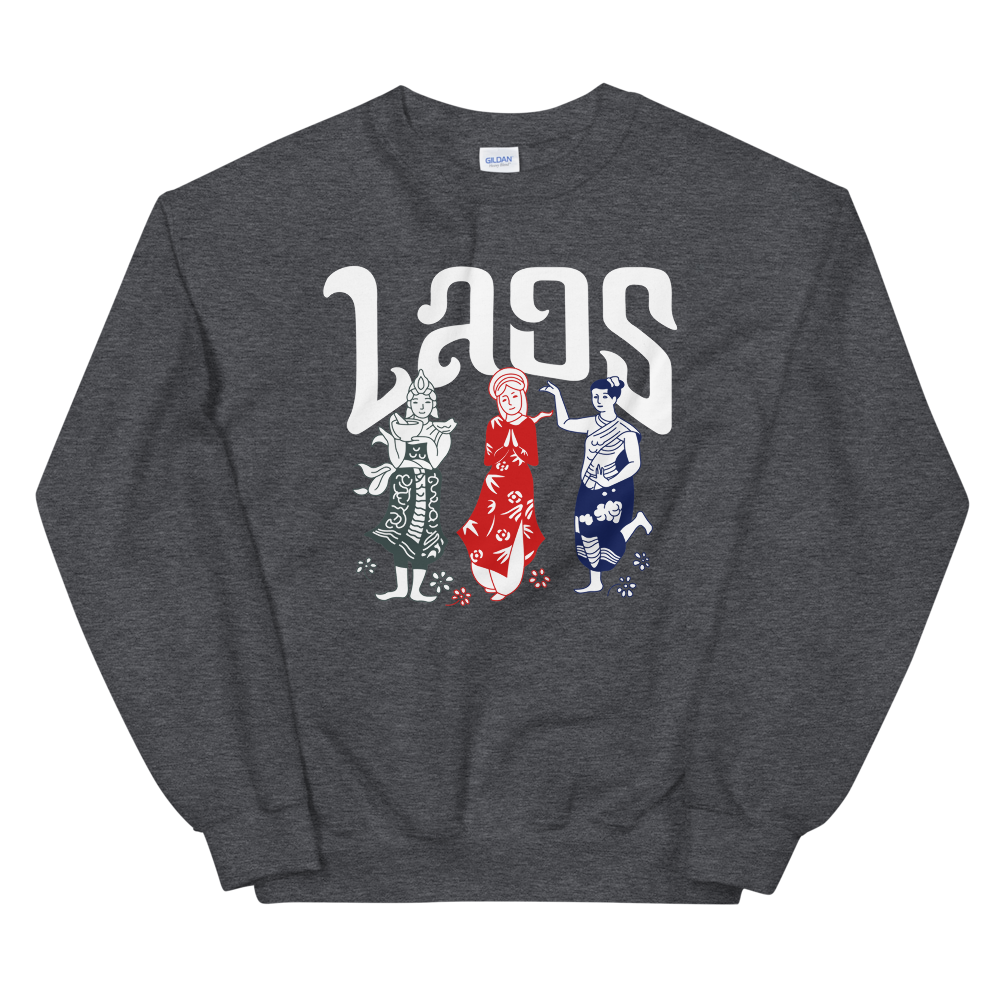 Khao Niew Ladies Sweatshirt