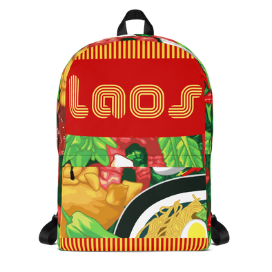 Wai Wai Noodles Backpack