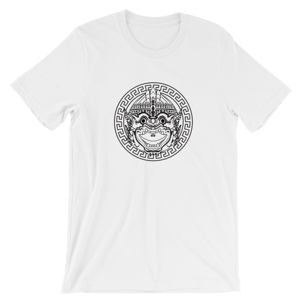 Monkey Warrior Seal T-Shirt