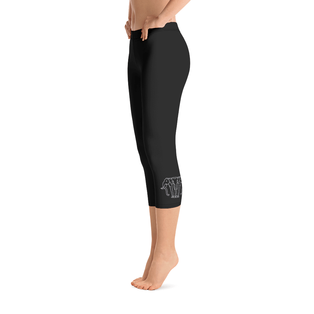 Lan Xang Women's Capri Leggings