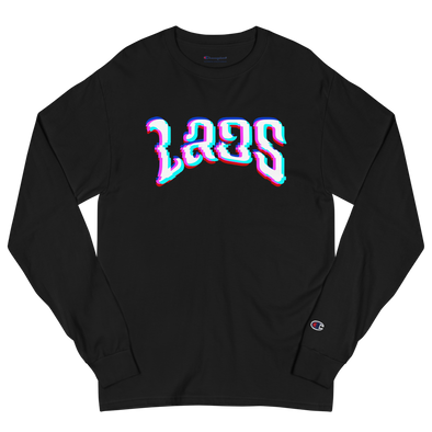 Laos Static Champion Long Sleeve Shirt
