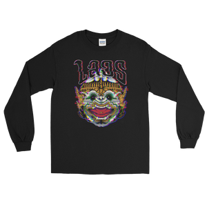 Distortion Monkey Long Sleeve T-Shirt