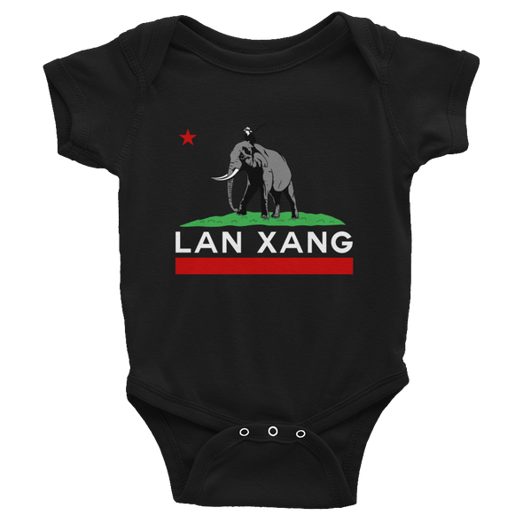 Lan Xang Republic Infant Bodysuit