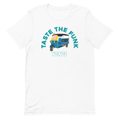 Taste The Funk by Tuk Tuk Box T-Shirt