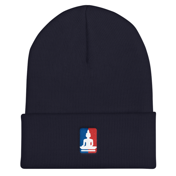 Lao League Cuffed Beanie