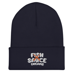 Fish Sauce Dreams Cuffed Beanie