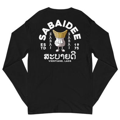 Sabaidee Character Champion Long Sleeve Shirt