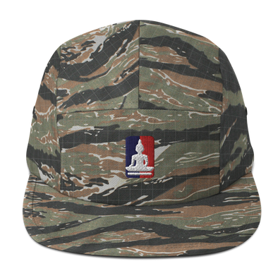 Buddha League Five Panel Cap