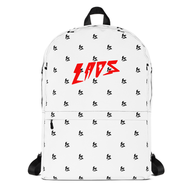 Laos Lighting Bolt All-Over Print Backpack