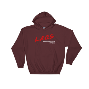 Laos First Generation Strong Hoodie