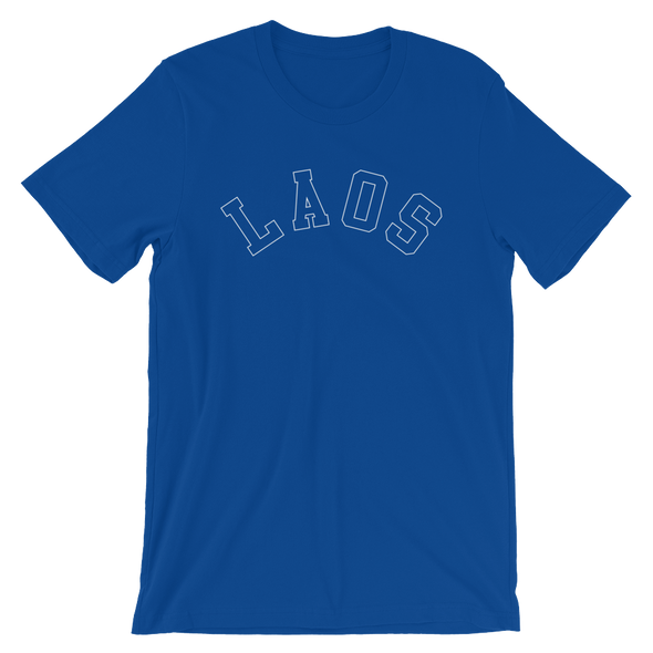 Laos Outline T-Shirt