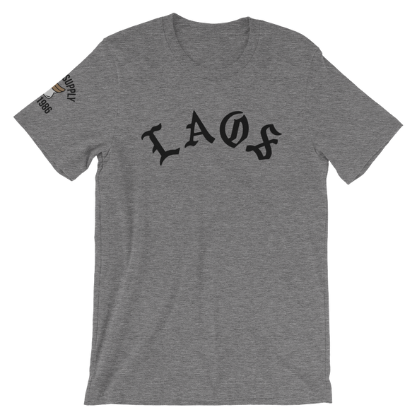 LAOS Old English T-Shirt