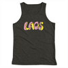 Laos Donut Kids Tank Top