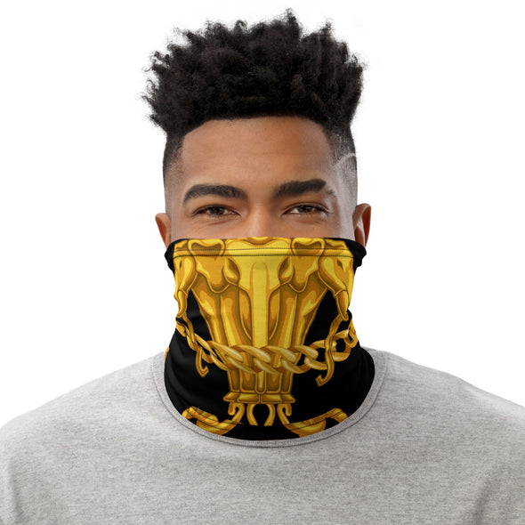 Golden Lan Xang Neck Gaiter