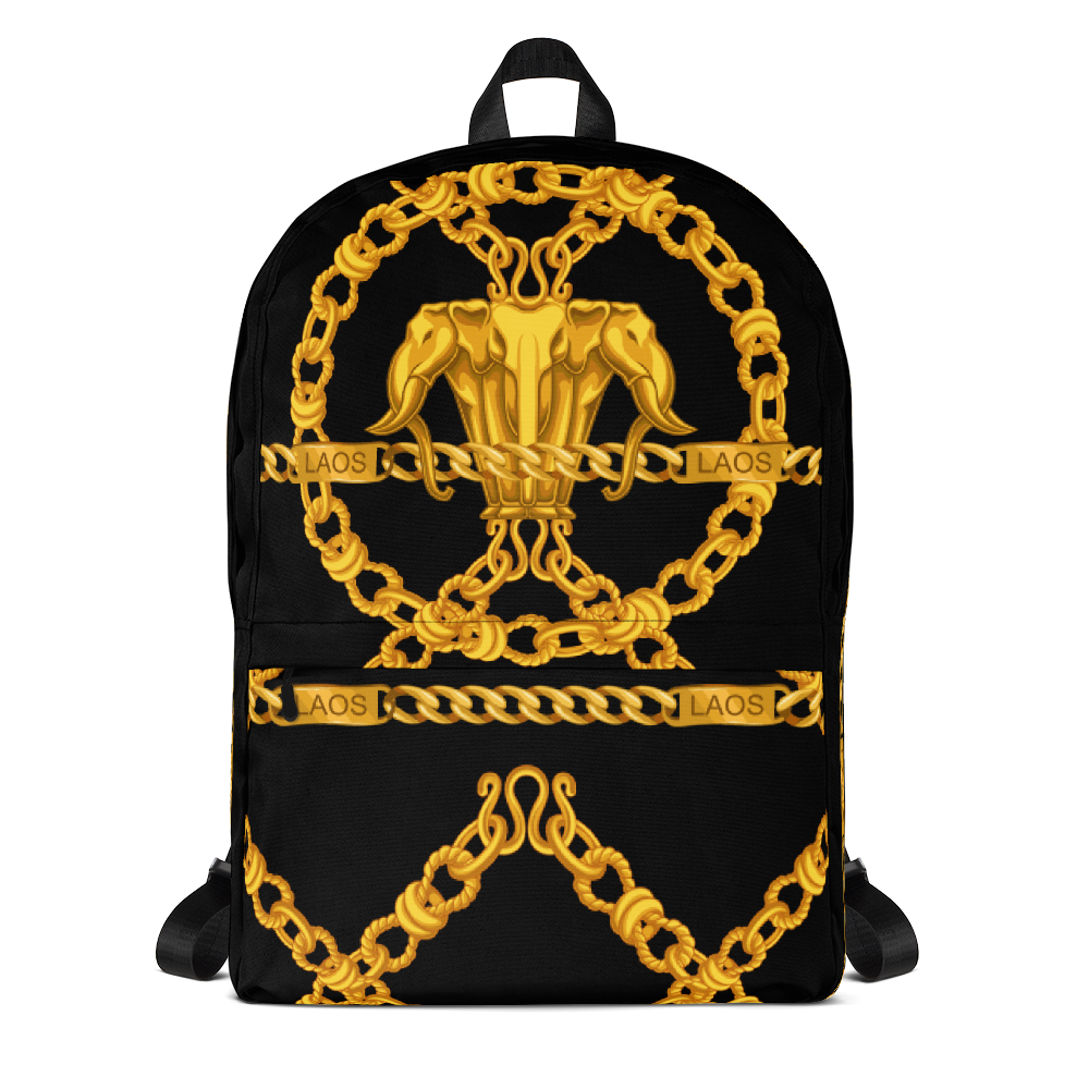 Gold Chain Lan Xang Backpack