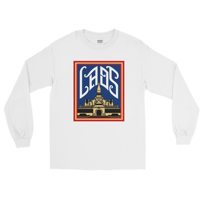 Wat That Luang Long Sleeve T-Shirt