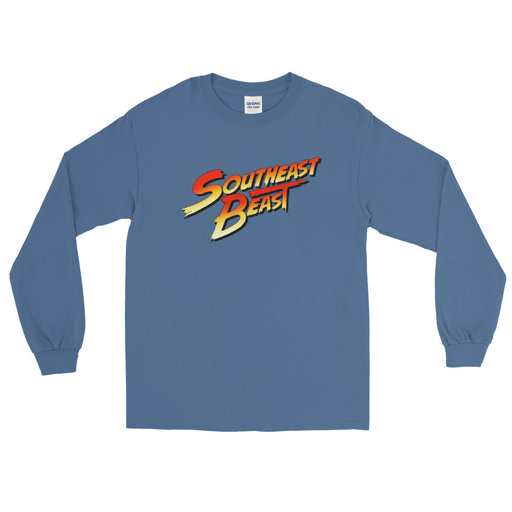 Southeast Beast Figther Long Sleeve T-Shirt