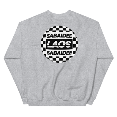 Checker Globe Sweatshirt