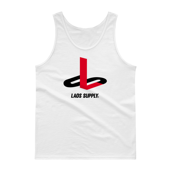 Laos Supply Gamer Tank top