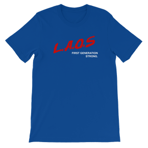 Laos First Generation Strong T-Shirt