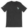 Kok and Sak Teal Camo T-Shirt