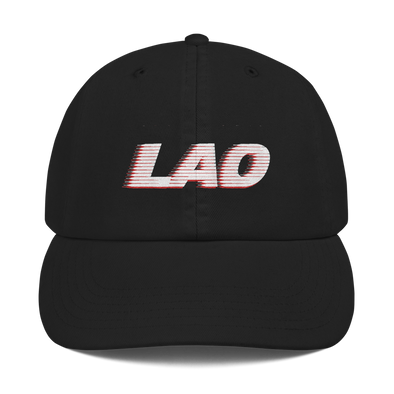 LAO USA 1 Champion Dad Cap