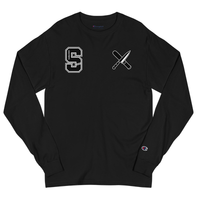 Sahk and Meet Men's Champion Long Sleeve Shirt