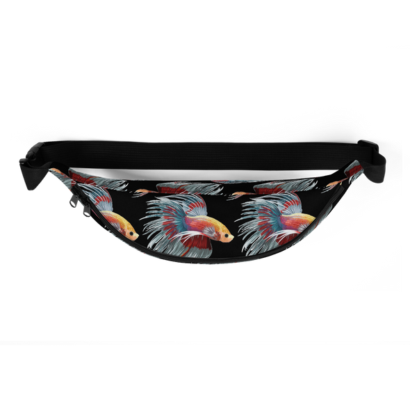 Pa Gut Fighting Fish Fanny Pack