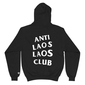 Anti Laos Laos Club Champion Hoodie