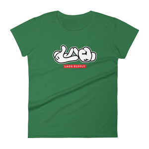 Lao Hand Sign Women's t-shirt