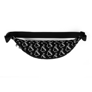 Kohk and Sahk All-Over Fanny Pack