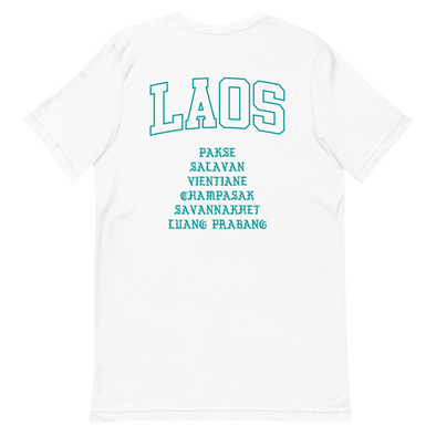 Laos City T-Shirt