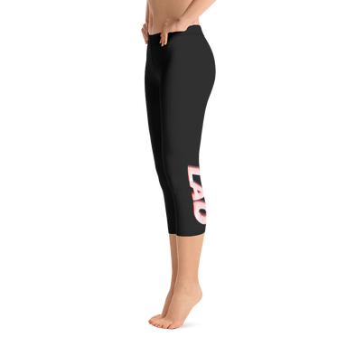 LAO USA 1 Womens Capri Leggings