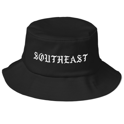 Southeast Old English Flexfit Bucket Hat